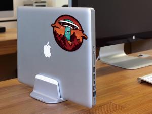 Naklejki na laptopa