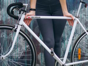 Naklejki na rower