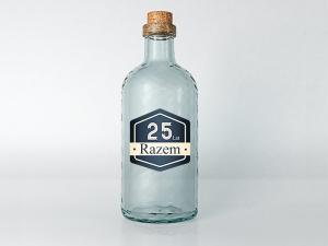 Naklejki na butelki