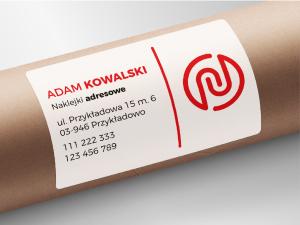 Etykiety adresowe
